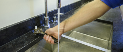 sink-fitting-burst-water-pipes-southwest-london-macror-plumbing